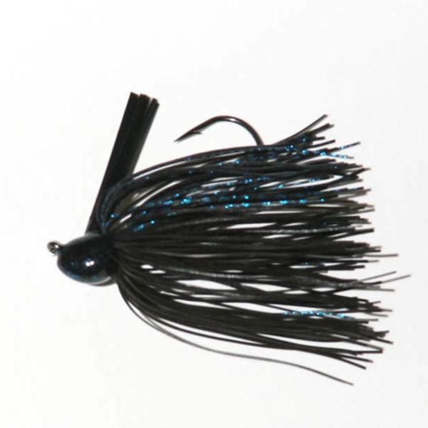 5/16 oz, Black/Blue