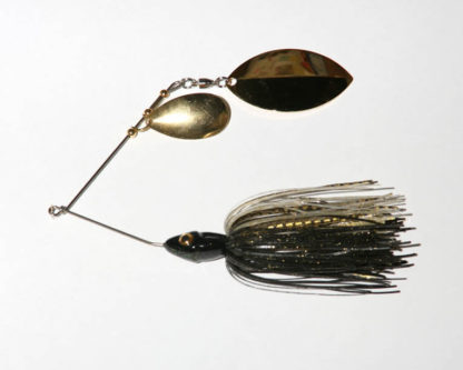 Black/Gold, Twist Wire, Tandem, Turtleback, GOLD/gold