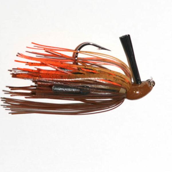 3/8 oz, Brown/Orange