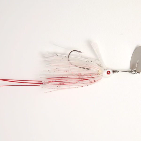 3/8oz, White Red Hue
